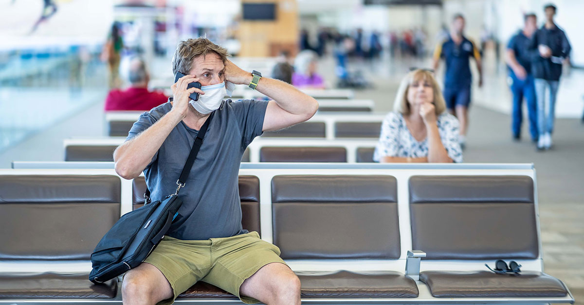 American Travelers Banned from EU