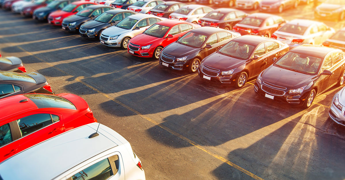 Car Sales Crater Amidst Pandemic