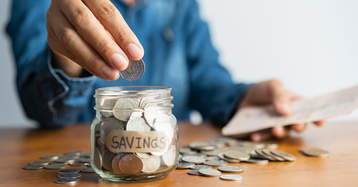 Consumer Savings Rate Spikes amid Uncertainty