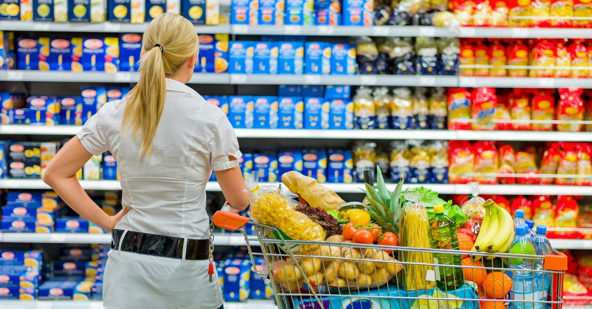 Food Prices Affect Consumer Spending