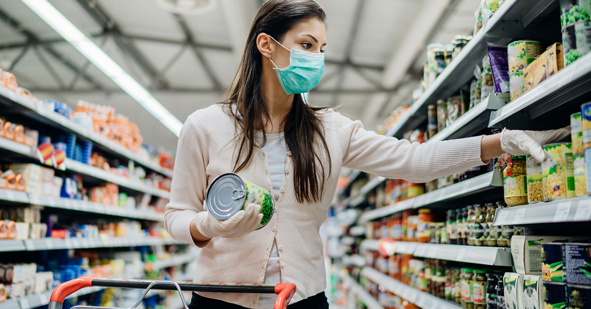 Grocery Buying Remains Elevated From Pandemic