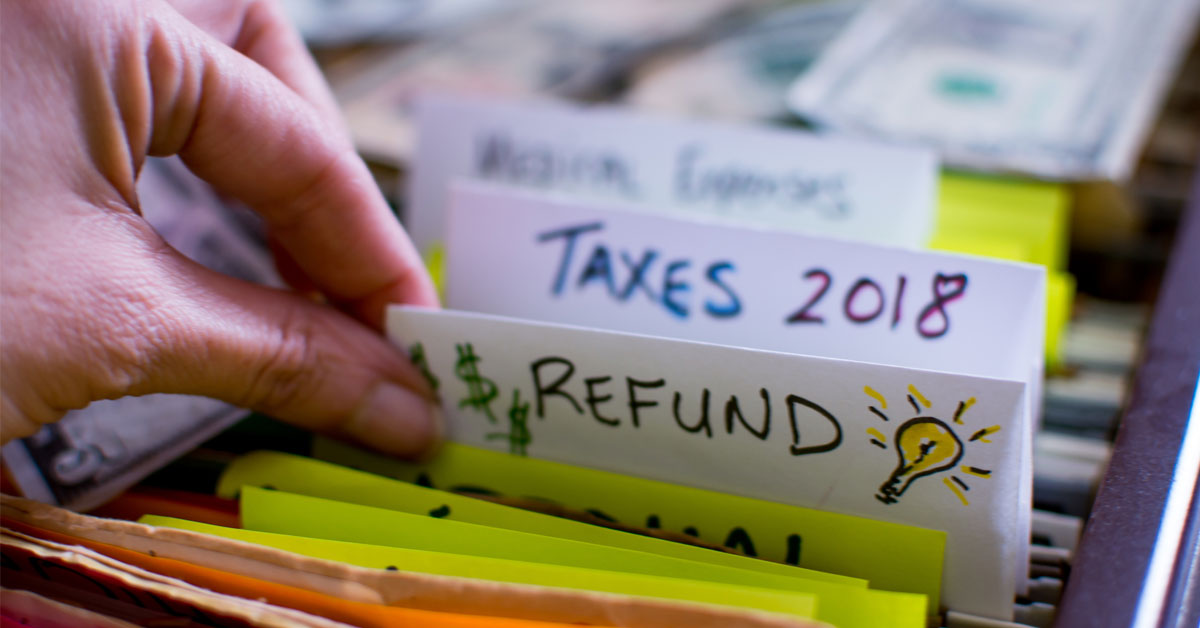 How To Check On Your Refund Status