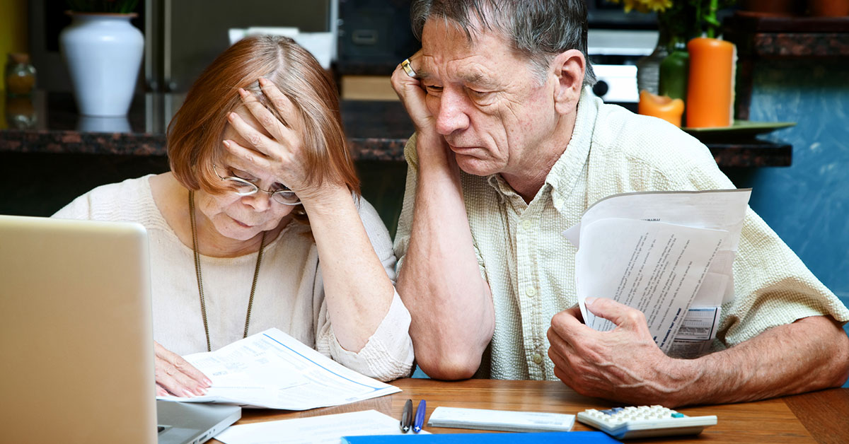 Inflation Increases Faster and Hits Harder for Retirees