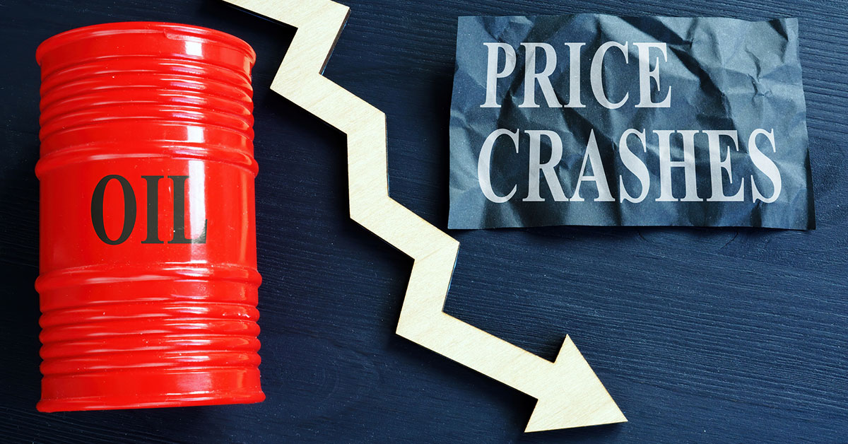 Oil Price War Triggers Market Collapse