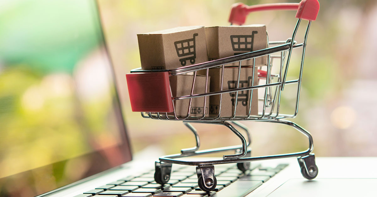 Online sales surge in 2020 due to pandemic