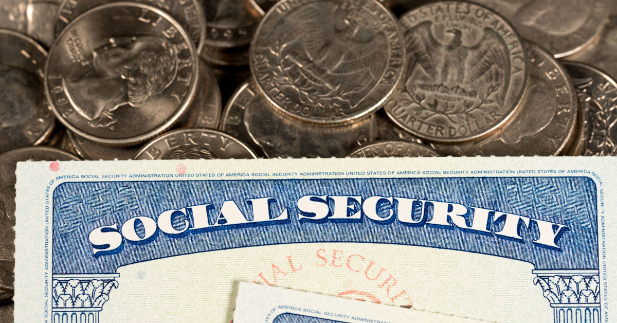 Social Security Payments Increasing By 1.6%