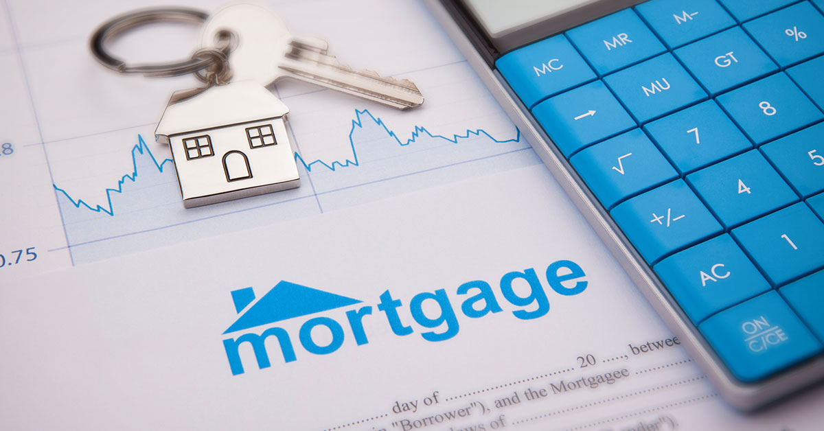 Sudden Drop In Rates Spurs Mortgages