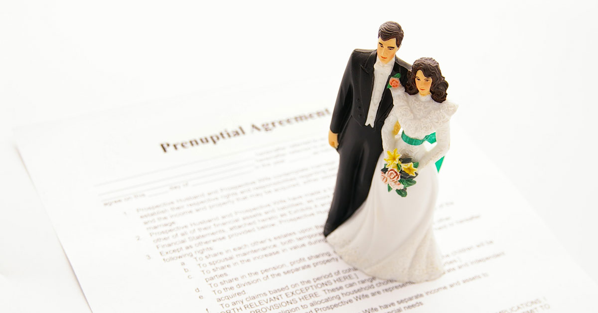 Why Prenups Aren't Just for Millionaires